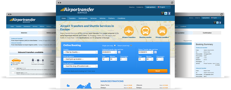 AirporTransferServices